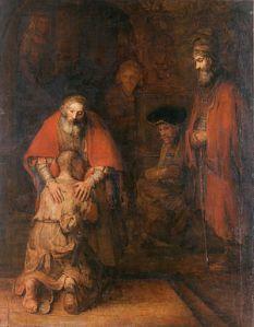 Rembrandt, Il ritorno del figliol prodigo